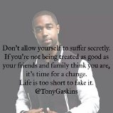 life is too short to fake