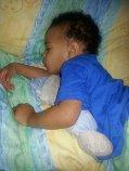 sleeping max